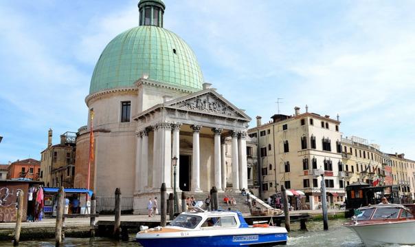 Великий Гранд канал: русские экскурсии по Венеции