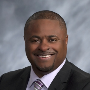Lorenzo Bell-Thomas with the Affiliated Mortgage Team
