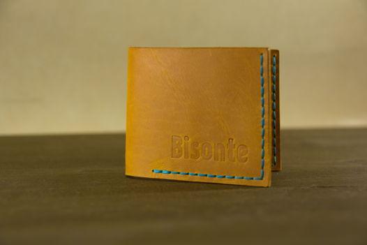 Бумажник из итальянской кожи