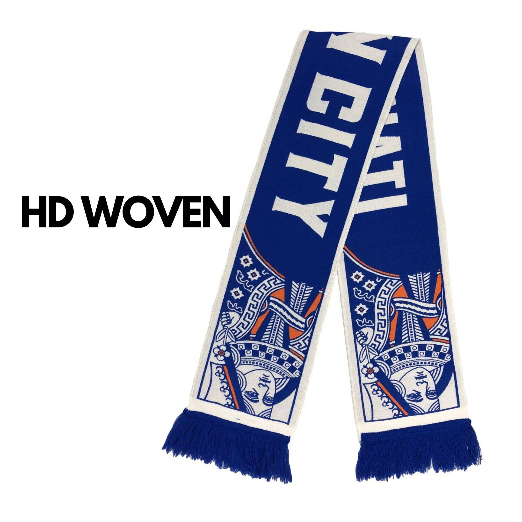 HD Woven scarf