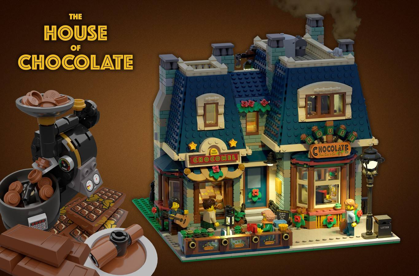 The house of chocolate