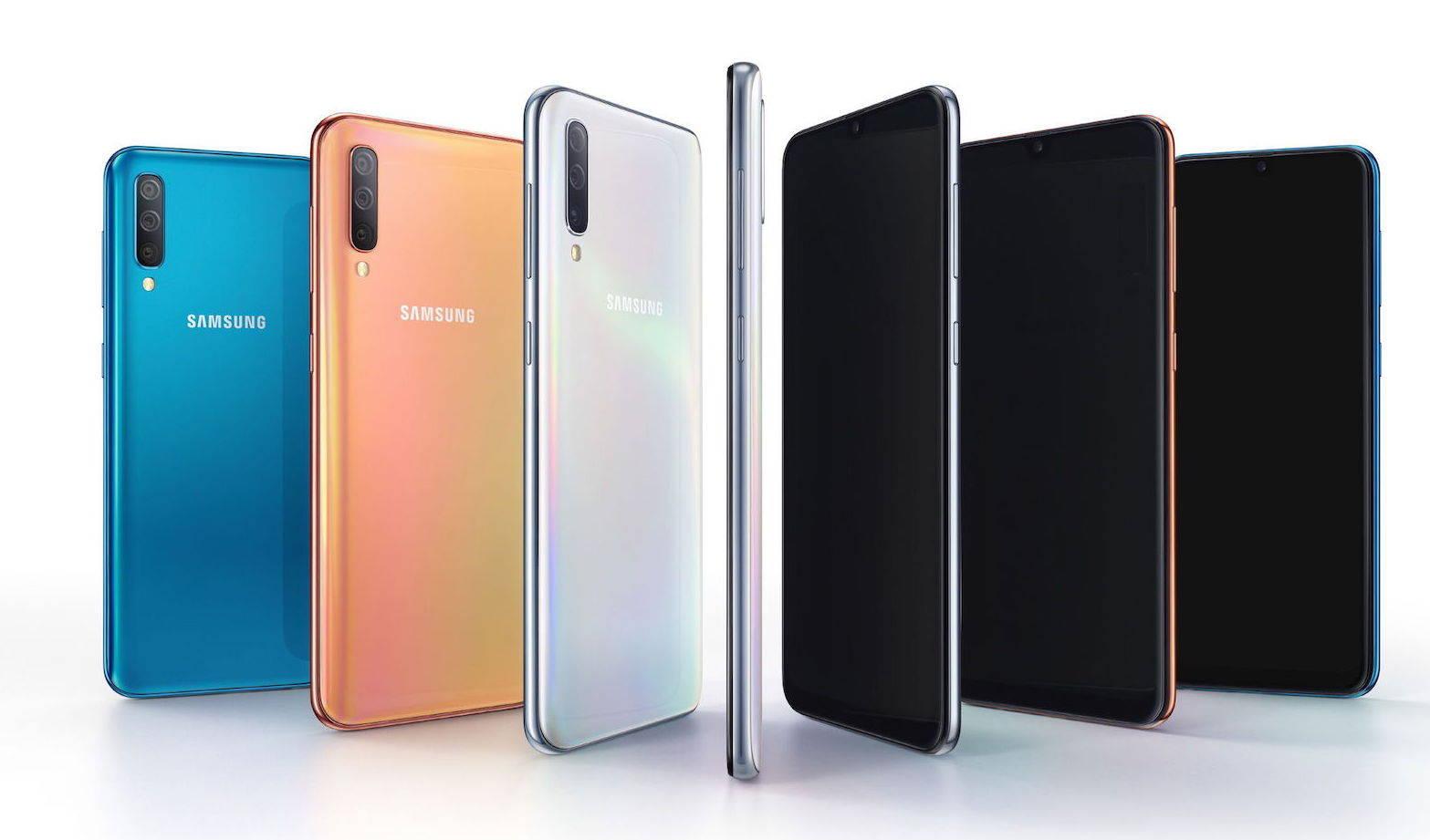 Panssarilasit Samsung puhelimille