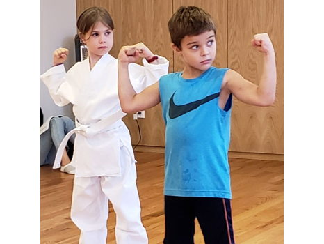 One Month Unlimited Karate Classes for ages 5-8