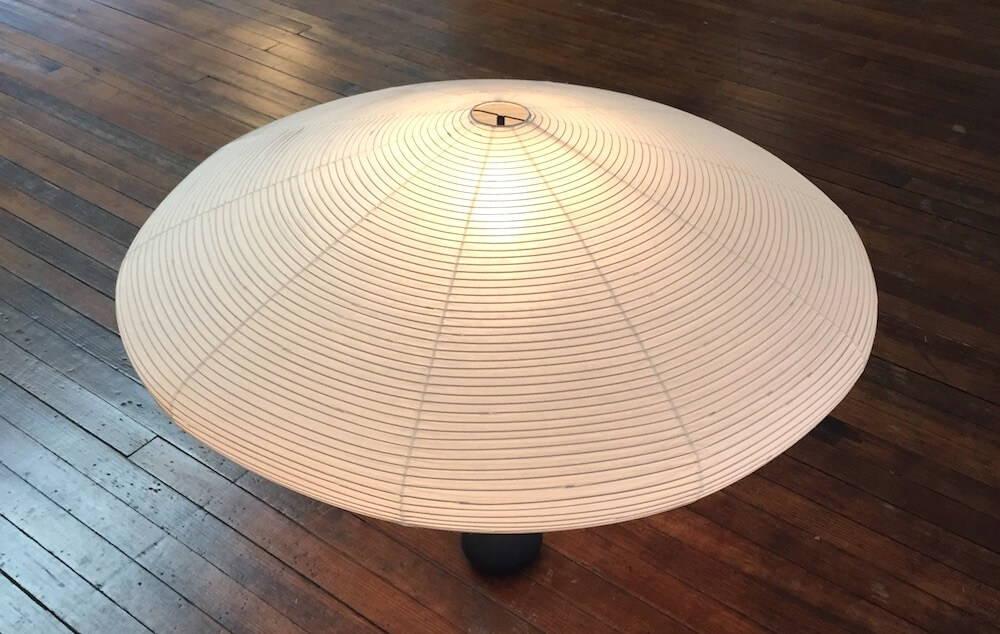 Isamu Noguchi Akari Lamp
