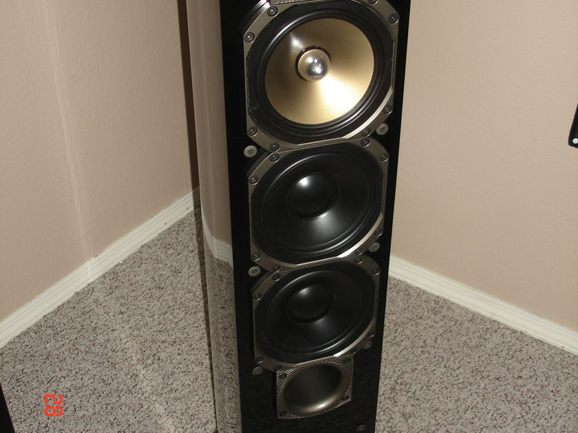 Paradigm Signature S6v2 Black Gloss Single Speaker