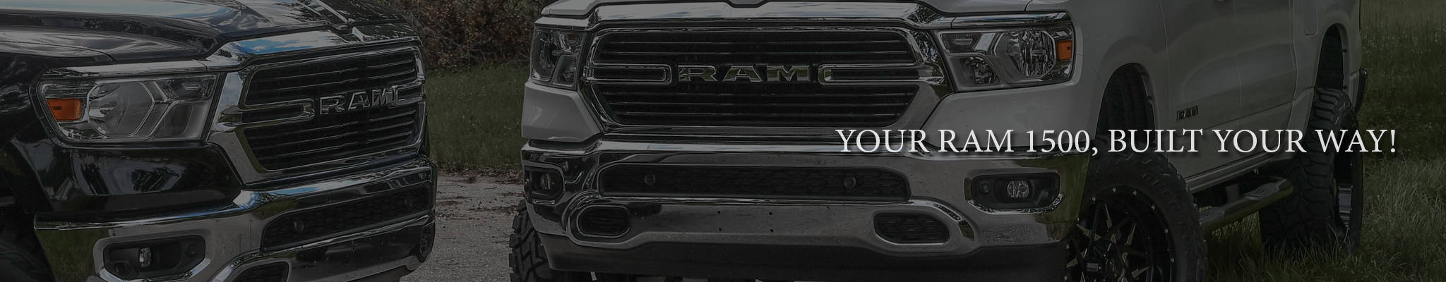 3C Truck Conversions Your Dodge RAM 1500 Truck Built Your Way! Customize your Build Here.