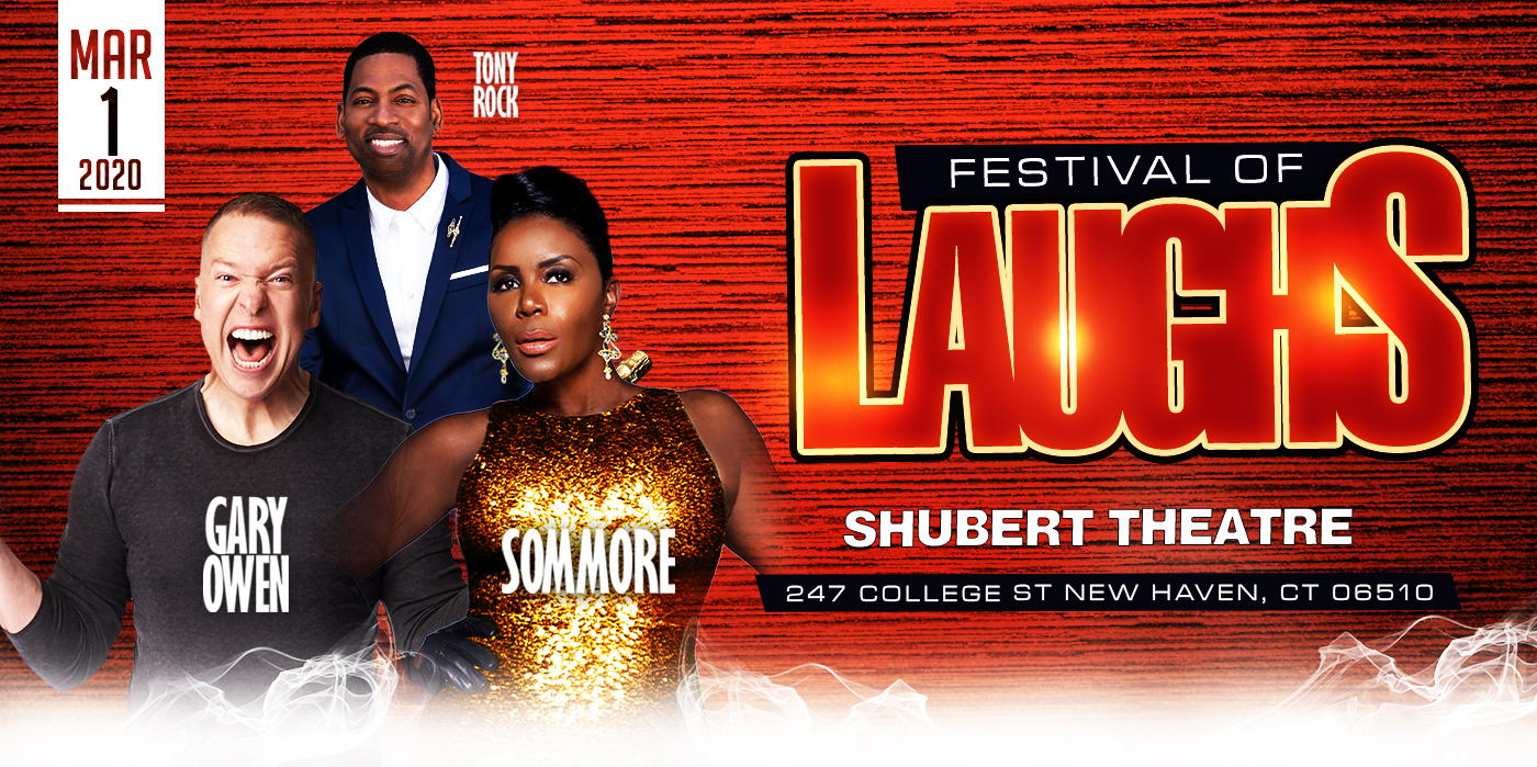 Festival of Laughs at the Shubert Theatre