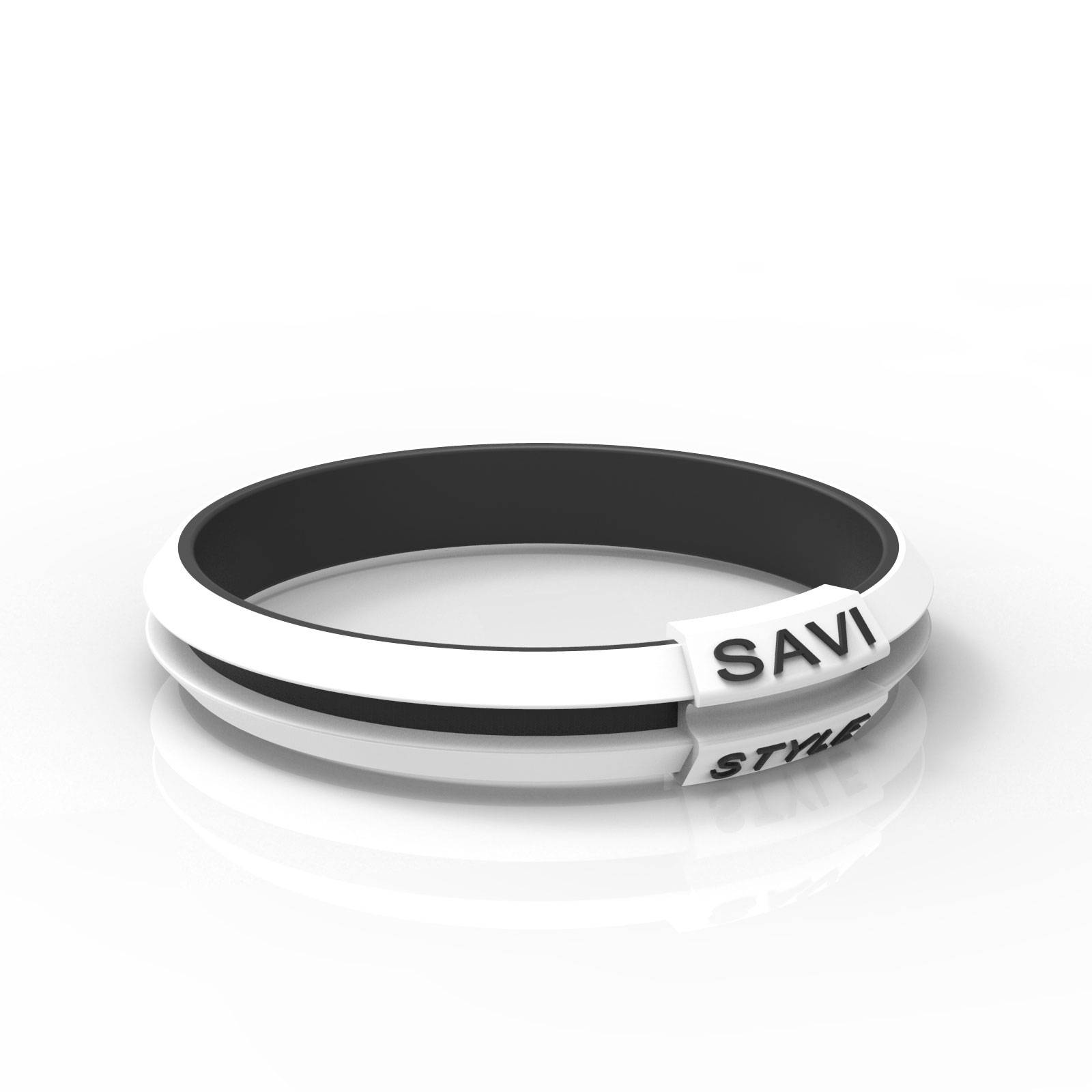 savi sleek brilliant white by savistle single view