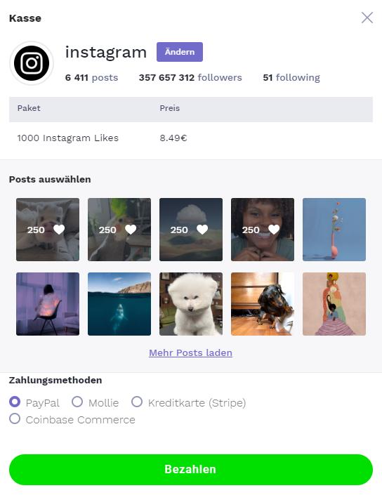 Echte Instagram Follower Kaufen