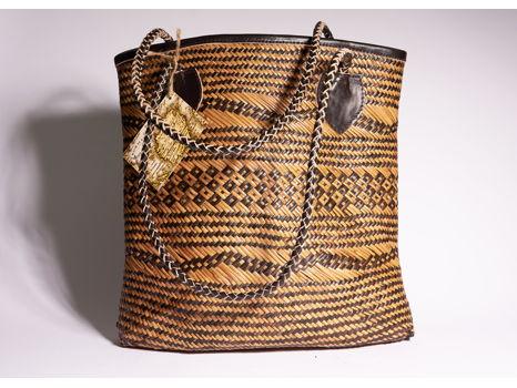 Rattan Handwoven Bag