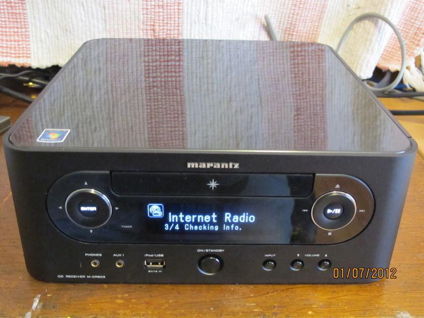 MARANTZ  M-CR603 mint with airplay