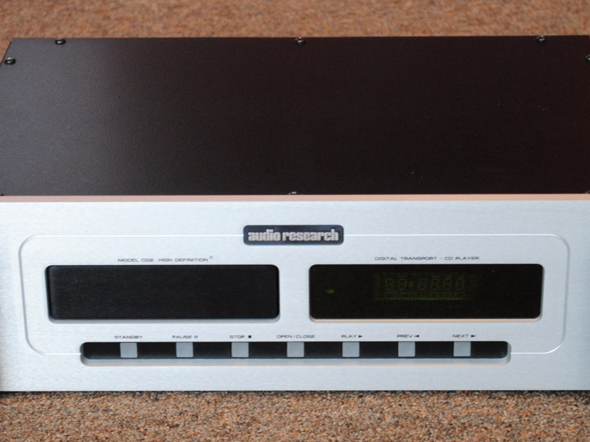 Audio Research CD2 CD Player