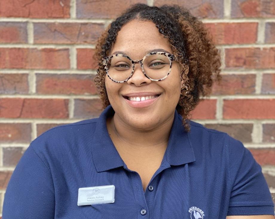 Alexis Autrey , Kindergarten Teacher