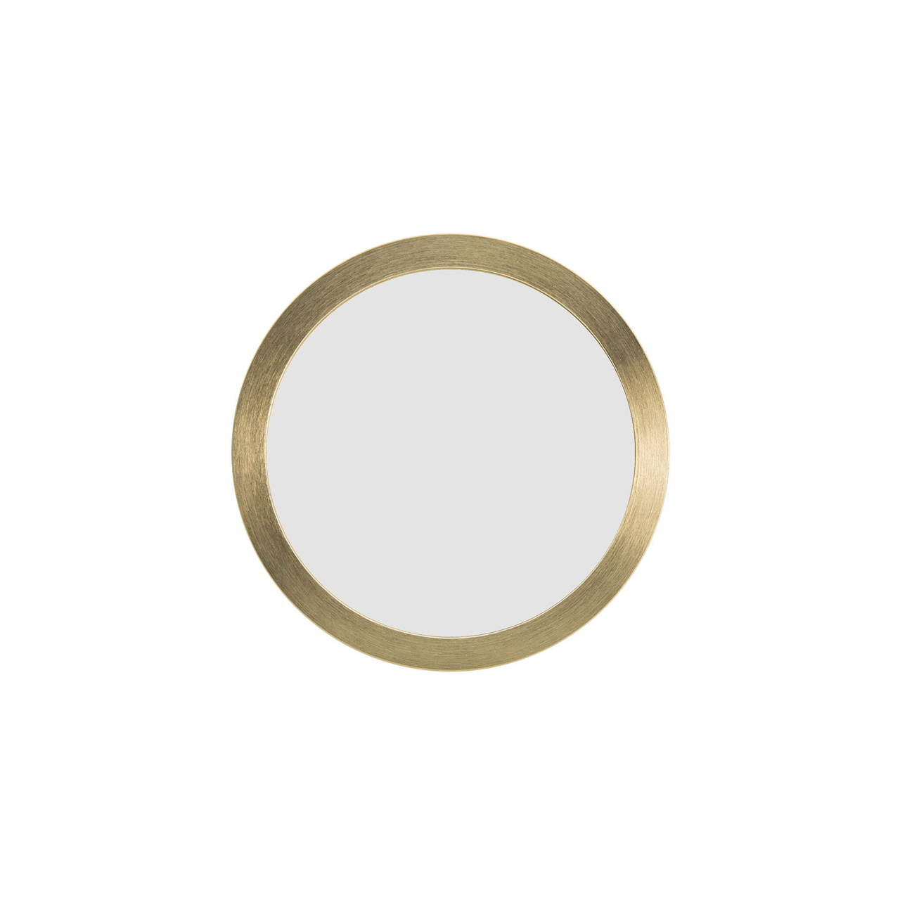 Brass Pocket Mirror
