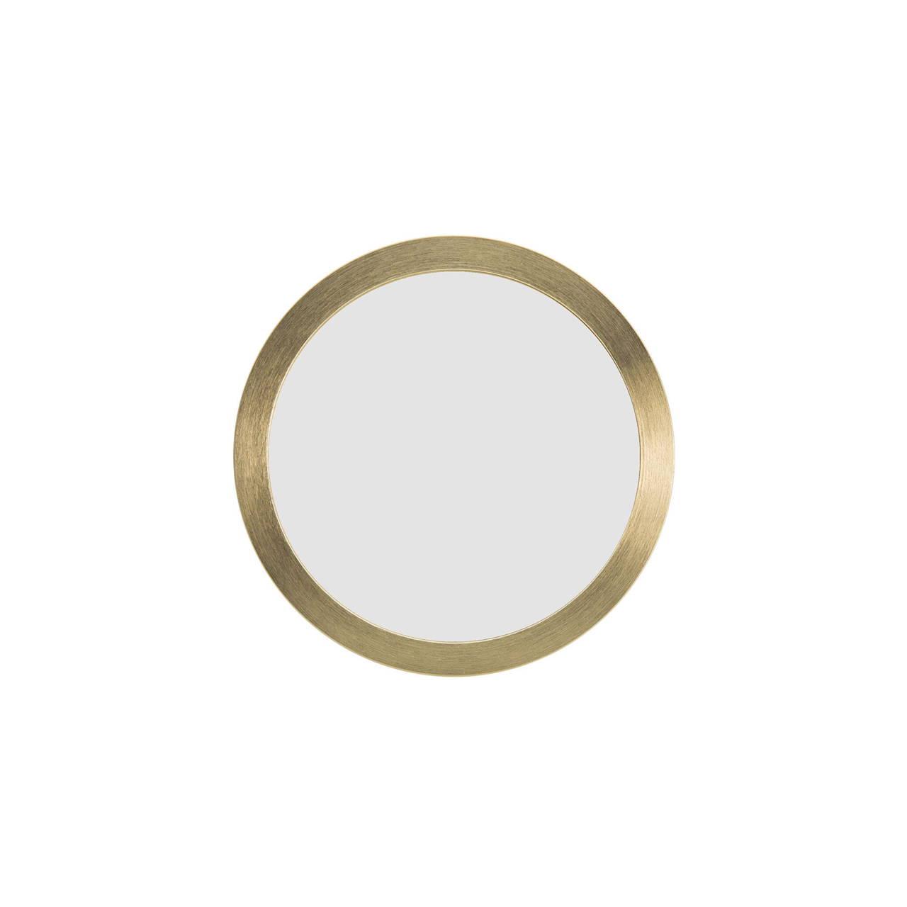 Brass Pocket Mirror