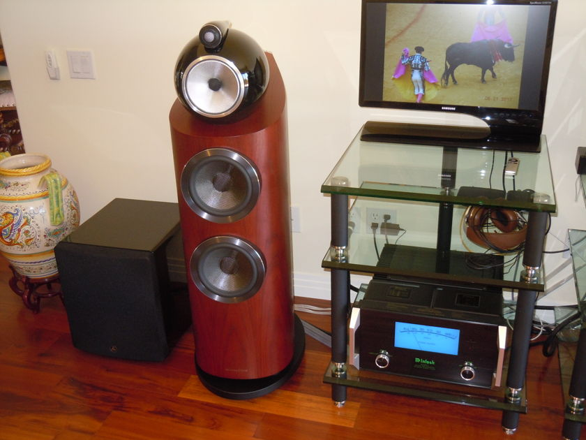 B&W (Bowers & Wilkins) 802D3 Absolutely MINT condition