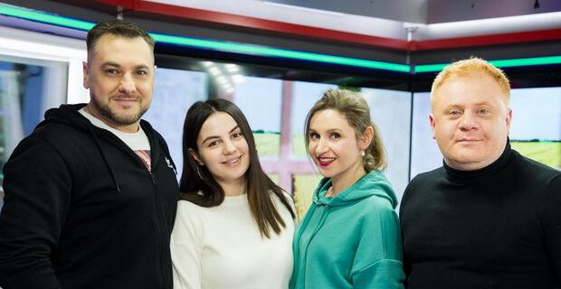 Певица Anivar стала гостьей утреннего шоу «Русские Перцы» - Новости радио OnAir.ru