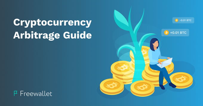 Cryptocurrency arbitrage explained