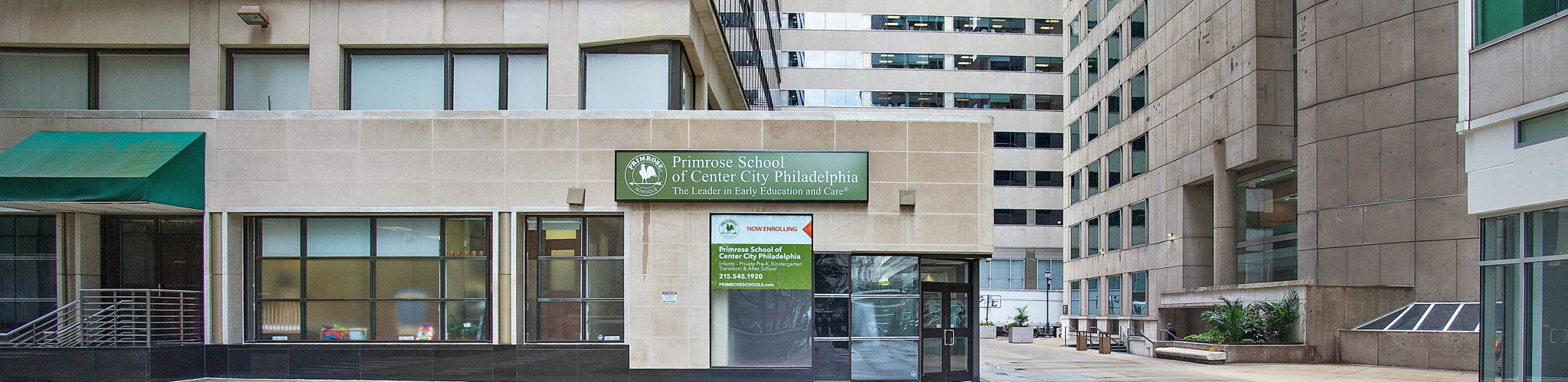 image of Primrose School of Center City Philadelphia