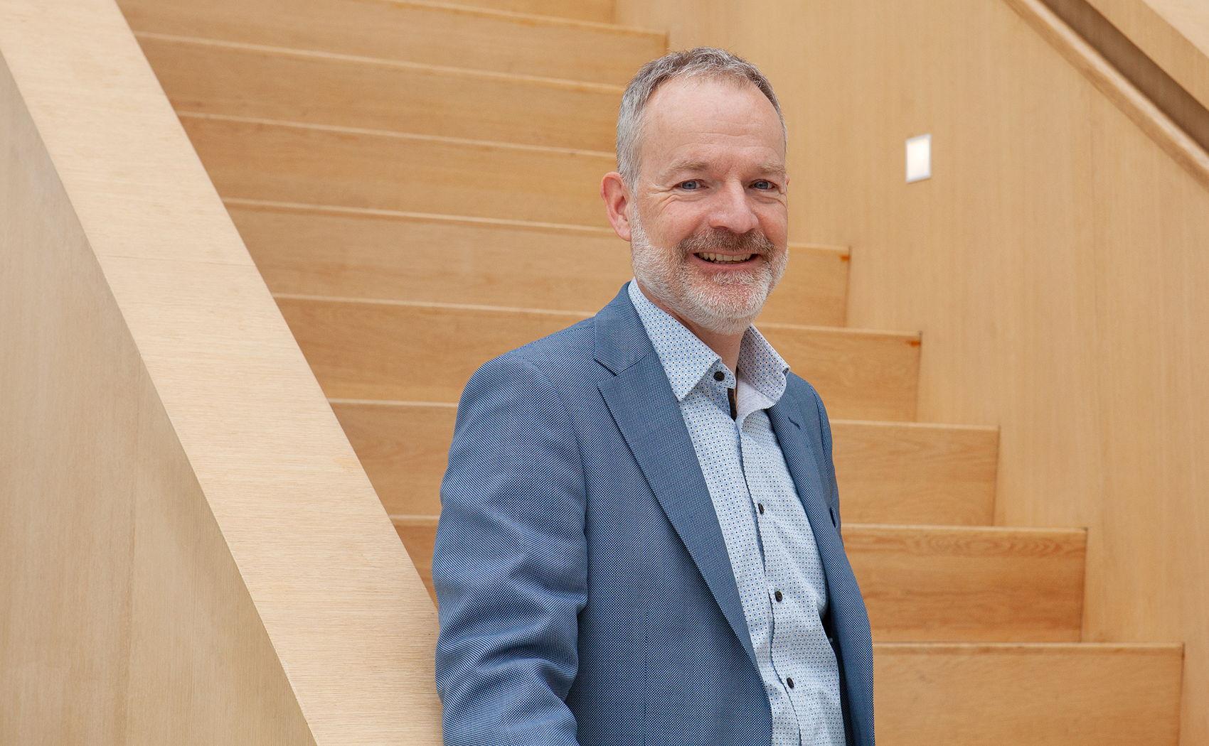 Robert Mout, coördinerend specialist Toezichtsbeleid en sectorleider geothermie bij Staatstoezicht op de Mijnen.