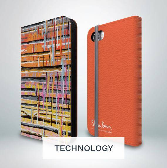 Technology Products by Scottish Artist Steven Brown