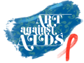 2 Tickets to Art Against AIDS on Dec. 9