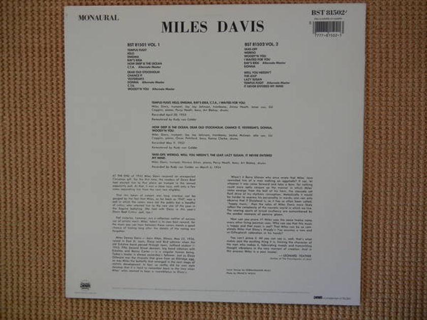 Miles Davis - Blue Note BST 81502 metal Mastering