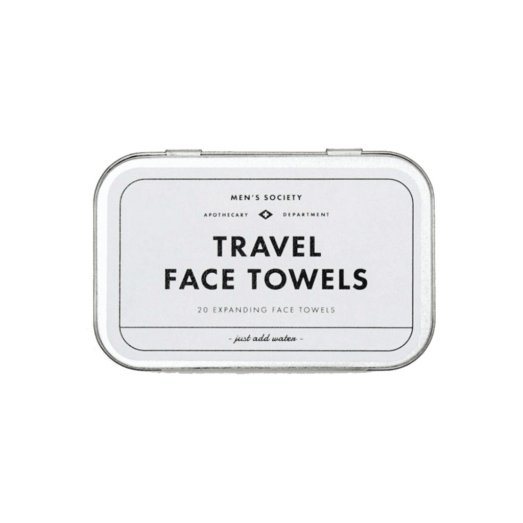 Travel face towels | Gifts for runners