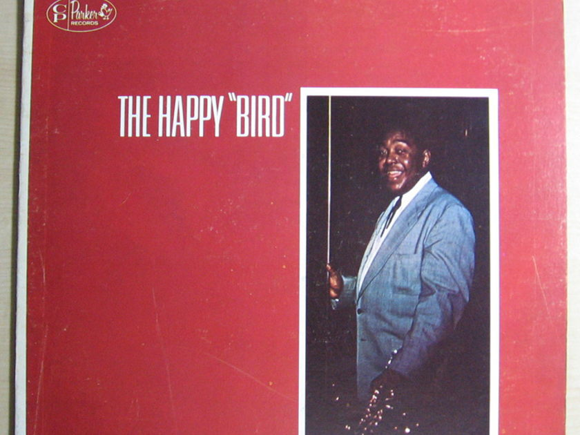 "Charlie Parker - The Happy ""Bird""  1961 Charlie Parker Records ‎– PLP-404-S"
