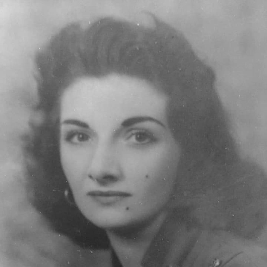 Pauline Veronica Scatchard (Paula)
