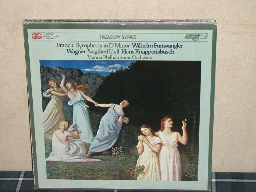 Furtwangler/Knappertsbusch - Franck/Wagner SEALED London R23207 (Thick)
