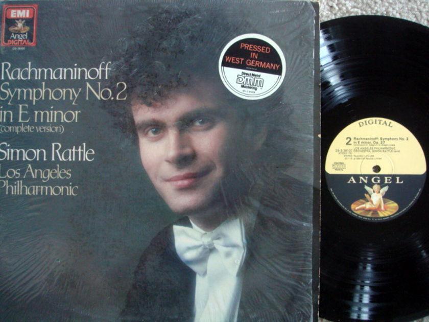 EMI Angel Digital / RATTLE,  - Rachmaninoff Symphony No.2, NM!