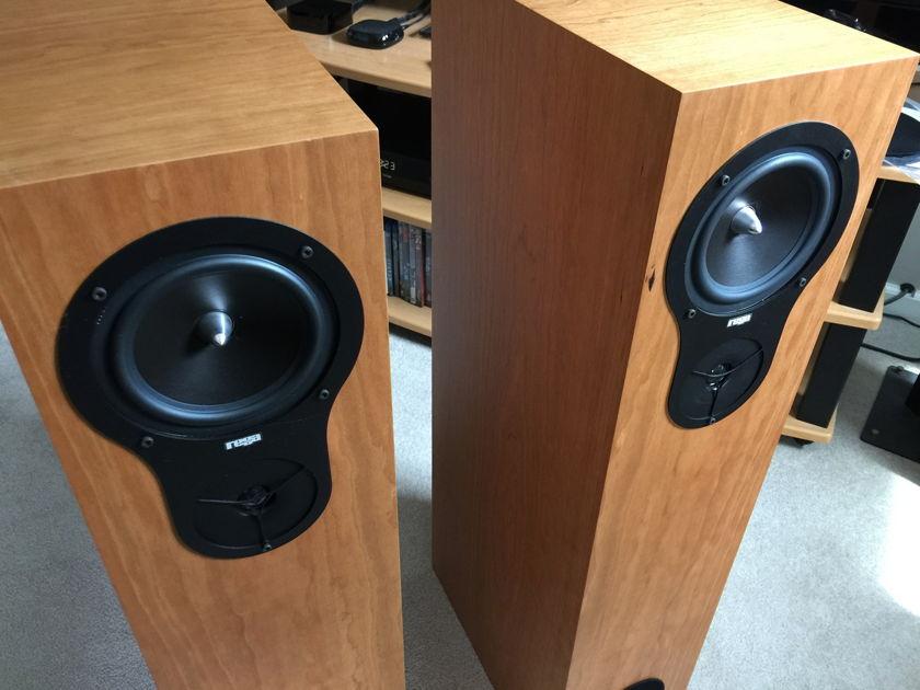 Rega Research RX-5 in Cherry 3 Way Floor-Standing Speakers