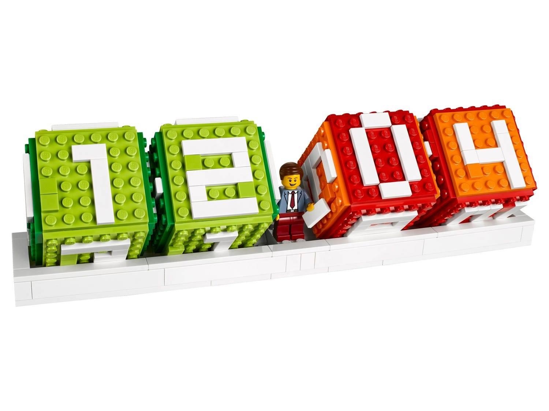 LEGO Classic Brick Calendar