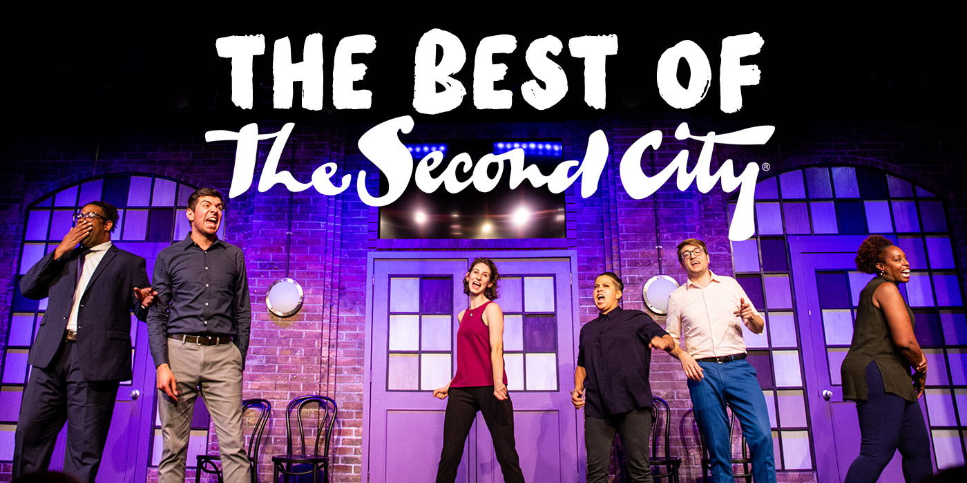 The Best of The Second City at the Shubert Theatre
