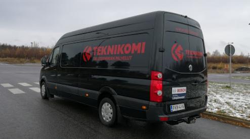 Teknikomi Oy, Utajärvi