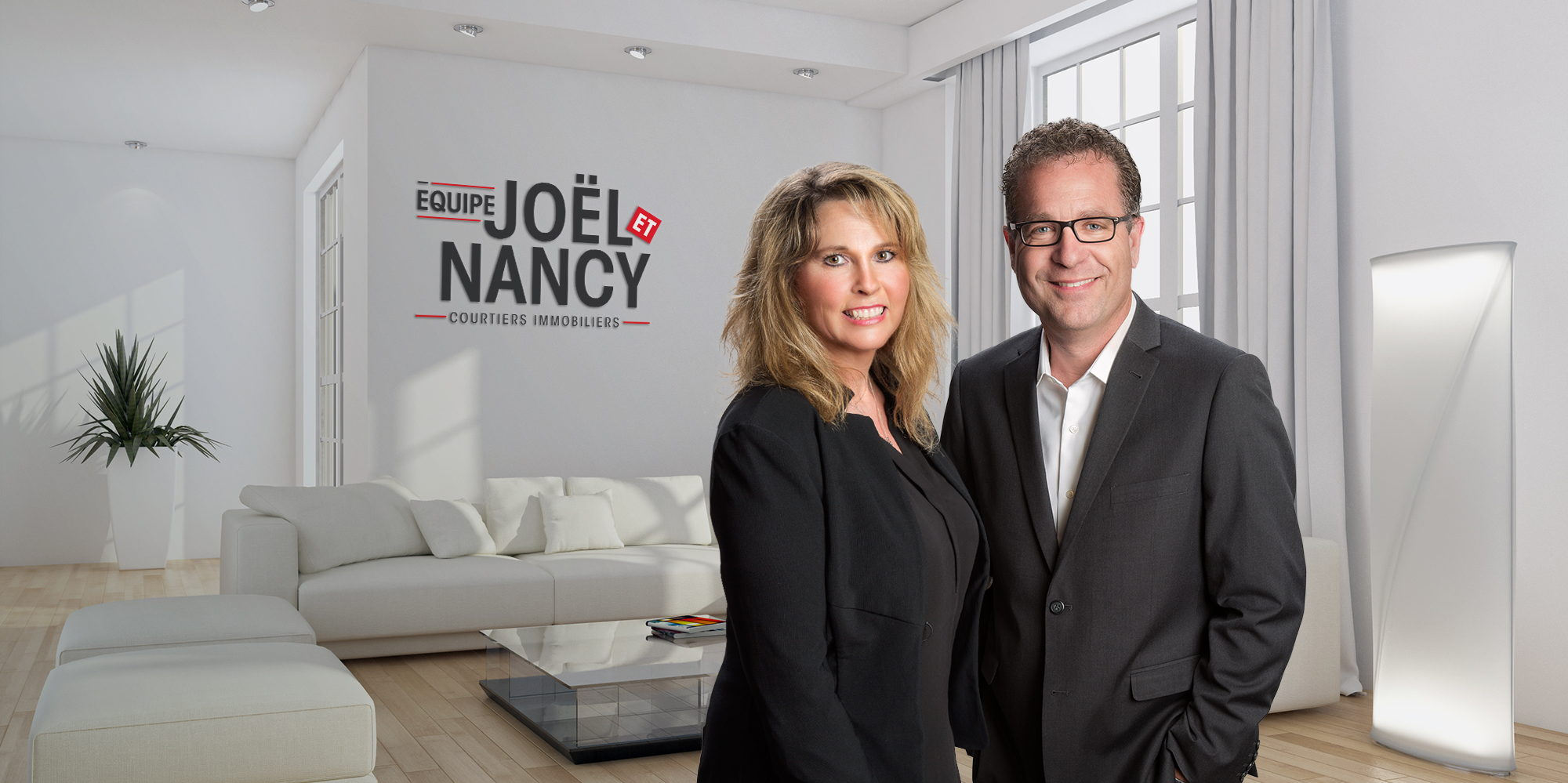 Joël & Nancy Team