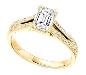 Bespoke diamond rings in Surrey - Pobjoy Diamonds