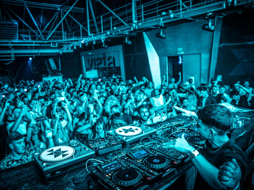Soli grooves opening party Privilege Ibiza 2019