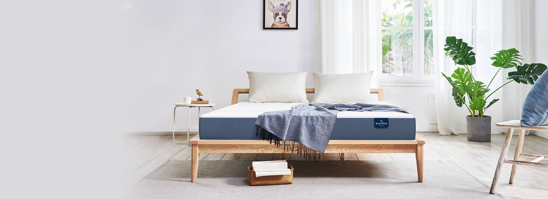 Jumbo Memory Foam Mattress Pad For Your King Bed
