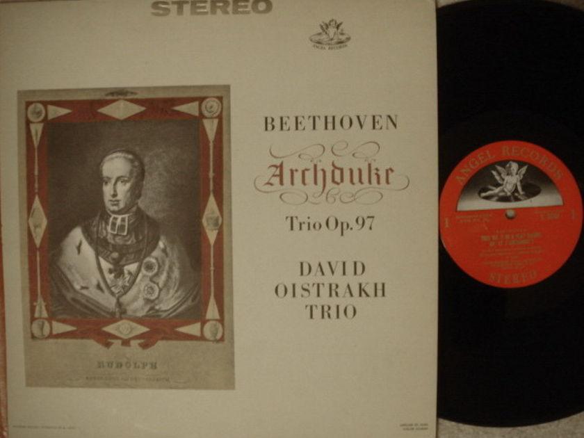EMI Angel Semi-Circle / OISTRAKH Trio, - Beethoven Archduke Trio, NM!