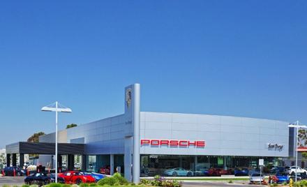60th Anniversary Porsche Prom
