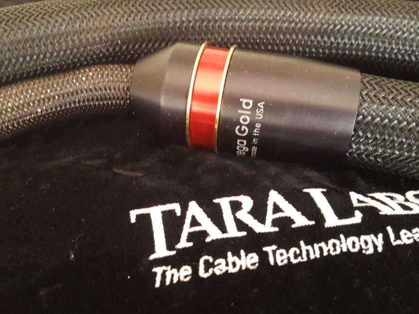 Tara Labs Omega Gold Speaker Audiogon