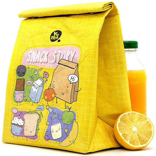 "Термосумка Youshi Lunch Bag ""Snack Story"" от YuMe"