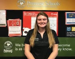 Mrs. Hannah Storts , Preschool Pathways Teacher
