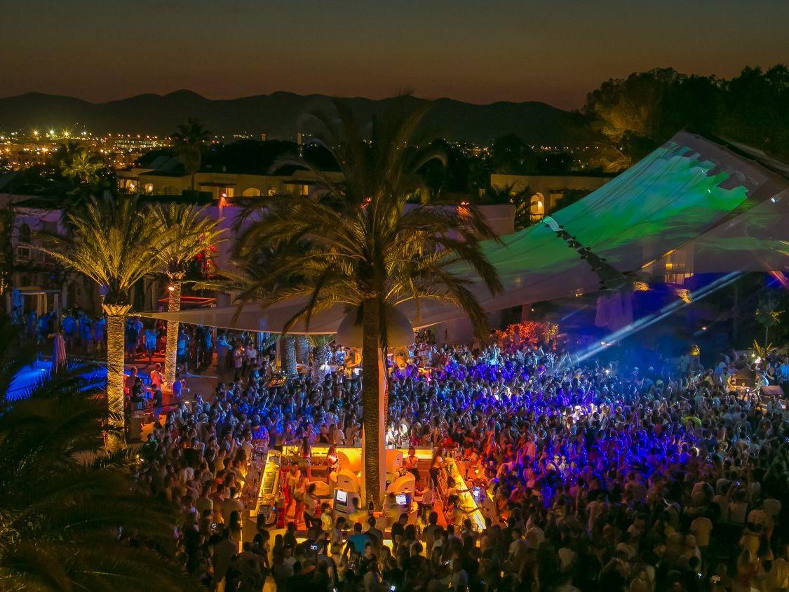 Meute with Solomun in Destino Ibiza