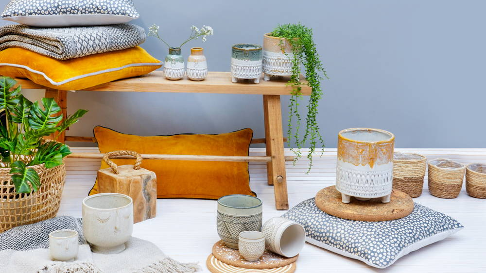 a simple home collection at Vinegar Hill