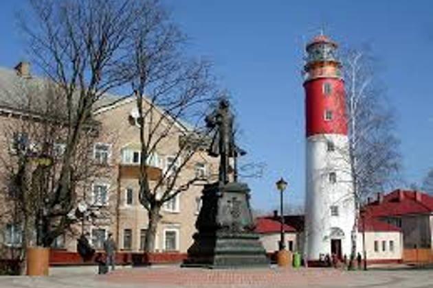 Балтийск с посещением Балтийской косы