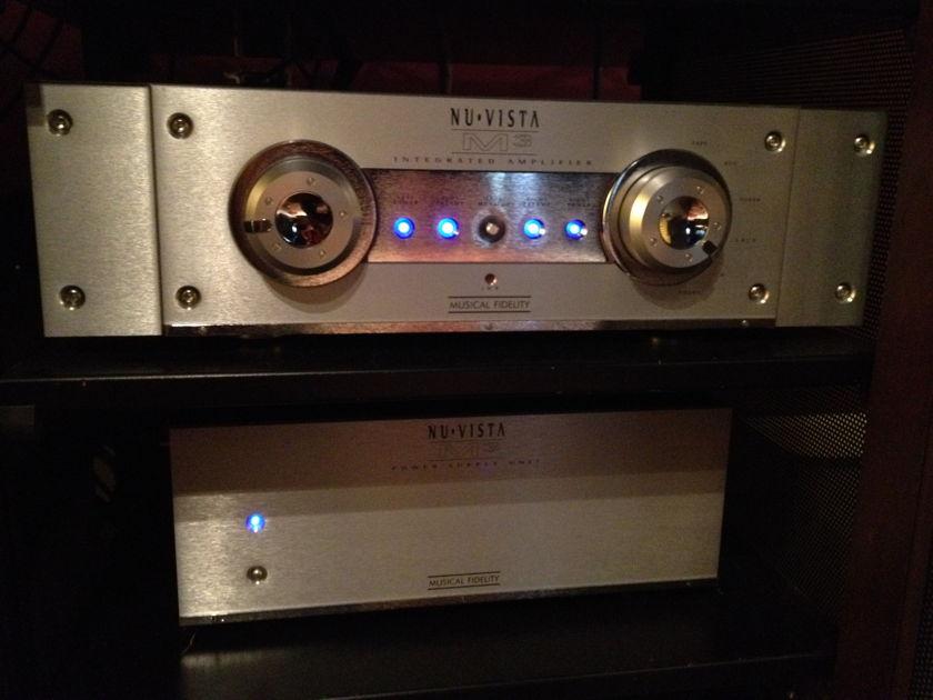 Musical Fidelity Nu-Vista M3 Silver