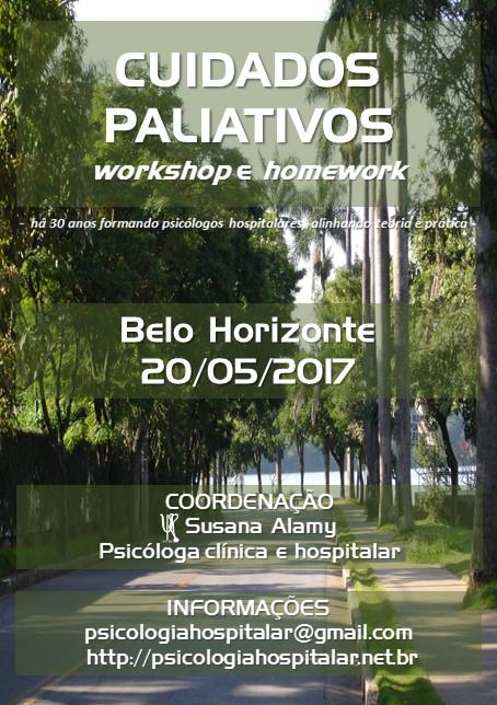 Workshop e Homework - Cuidados Paliativos